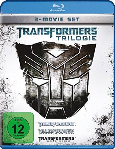 (amazon prime) Transformers - Trilogie [Blu-ray] 13,97.-