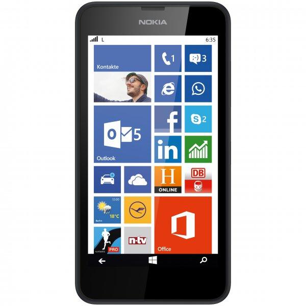 Nokia Lumia 635 (mit SIM-Lock) bei amazon.com für 64 EUR