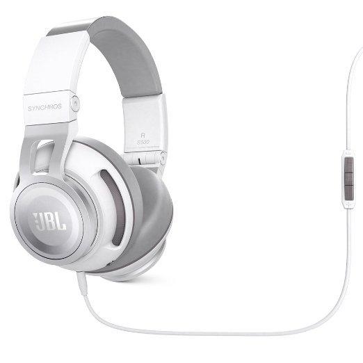 Bundesweit und Online-->JBL Synchros S500 Over Ear Kopfhörer 99,00€