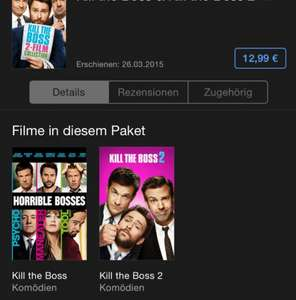 Kill the Boss inkl. Kill the Boss 2 (iTunes)