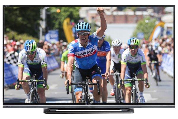 Sharp LC-42LD264E für 299€ (LED-TV, Full-HD, DVB-T/-C, 100 Hz)