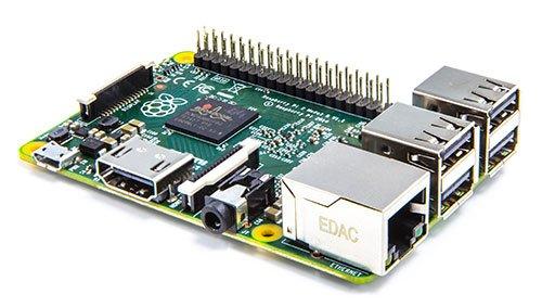 Raspberry Pi 2 + sehr schneller WLAN Stick @Voelkner