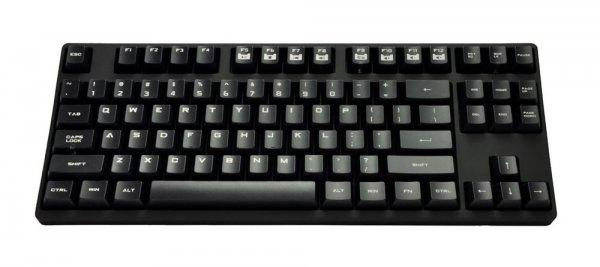"""[ZackZack] Gaming-Tastatur mechanisch MX-Brown / MX-Red """"QuickFire Rapid I"""" für 59,90€ = 36% Ersparnis"""