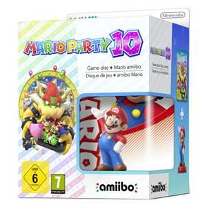 Mario Party 10 + Amiibo für 37€ @real.de
