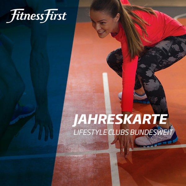 Fitness First Mitgliedschaften (3-, 12- und 24-Monate) ab 35,38 € pro Monat [bundesweit @vente-privee]