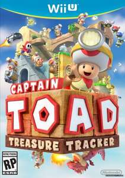 [Wii U] Captain Toad: Treasure Tracker 24,99€