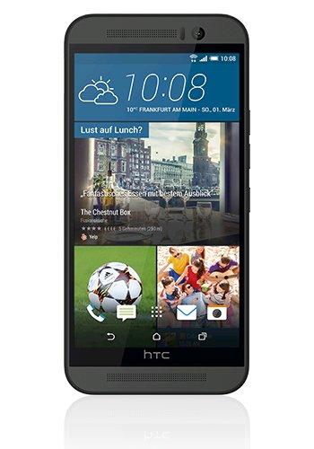 Mobilcom Smart Plus o2 inkl. 150 Frei min / 150 Frei SMS / 5GB mit 42,2 Mbits 39,99€ + HTC One M9 zu 59€