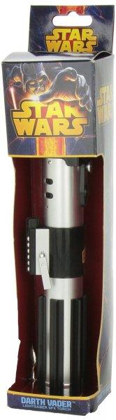 Star Wars Darth Vader Taschenlampe mit Soundeffekten für 6,66€ bei Amazon.de (Prime)