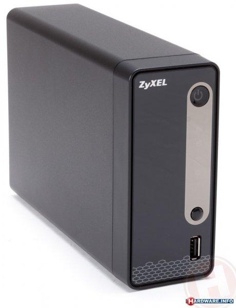 [NBB] ZyXEL NSA310S NAS-Server (1-Bay, SATA III, 1x GB Ethernet, 2x USB) für 32,89€ = 44% Ersparnis