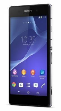 Sony Xperia Z2 16GB in Schwarz für 303,95€ @smartkauf