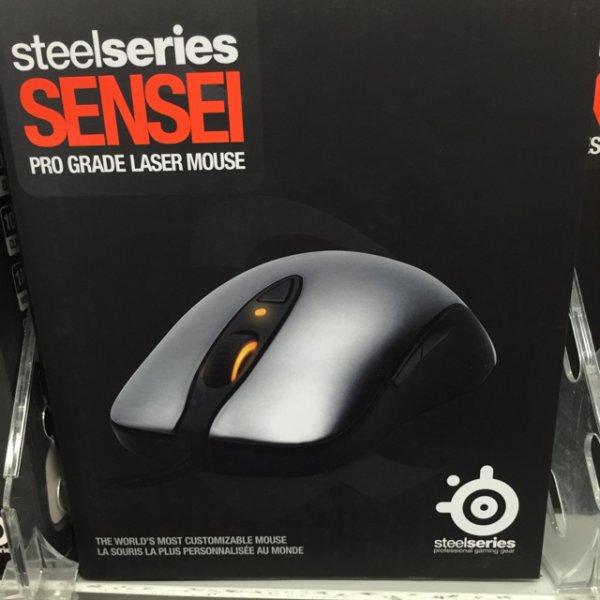 [lokal Media Markt Emden] Steelseries Sensei pro grade laser mouse