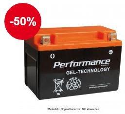 Gel - Motorrad Batterie (50% Rabatt) + Ladegerät (1€ statt 49,95€) -  Hein Gericke - Nur Heute gülitg (1.4.)