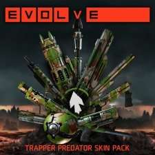 PSN Fehler - EVOLVE - Trapper-Raubtier-Skin-Pack - PS4 - eigentlich nur als Belohnung