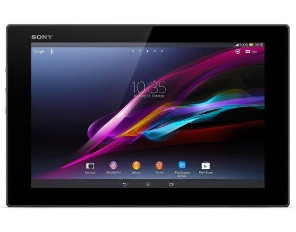 Sony Xperia Tablet Z (WiFi + LTE) SGP321 - 16GB Speicher, 25,7 cm (10,1 Zoll) Demoware @meinpaket.de