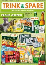 [Trinke und Spare, NRW]  Veltins Pilsener/ V+ versch. Sorten, 20x0,5l o.  24 x 033l. + 6-Pack Veltins Fassbrause kostenlos +++ pro Kasten rein rechnerisch = 7,00 Euro