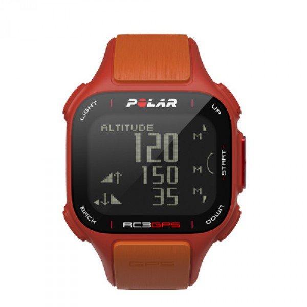 Polar RC3 GPS HR für 124,90€ - Pulsuhr mit Herzfrequenzmesser @Comtech