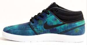 [Hardcloud] Nike SB Stefan Janoski Mid Watercolor - Spring 2015 Collection