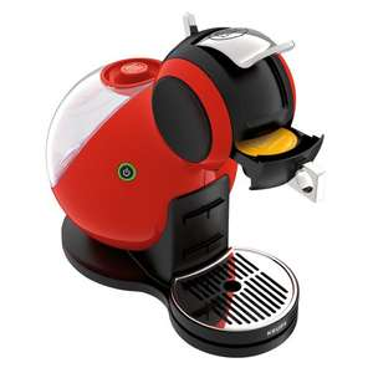 Kaffee-Kapselautomat Dolce Gusto Melody3 Rot (Idealo:56.99€) [Real Filialabholung]