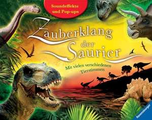 Pop-up & Soundeffekt Bücher von Ravensburger (Zauberklang der Dinosaurier & Zauberklang der Nacht) auf Thalia.de für 3,99€