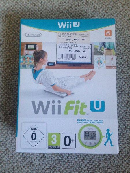 (lokal) Expert Promedia Ahlen Wii Fit U inkl. Wii Fit Meter für 5 Euro