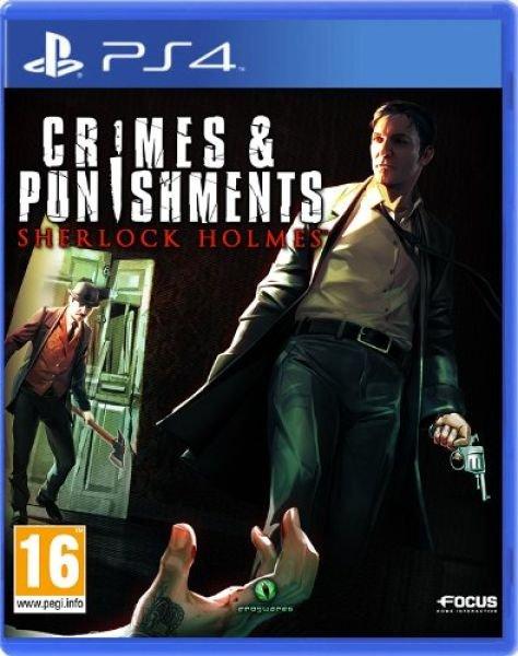 Sherlock Holmes: Crimes & Punishment [PS4] für nur 14,99 (nur für PSN+ Mitglieder)