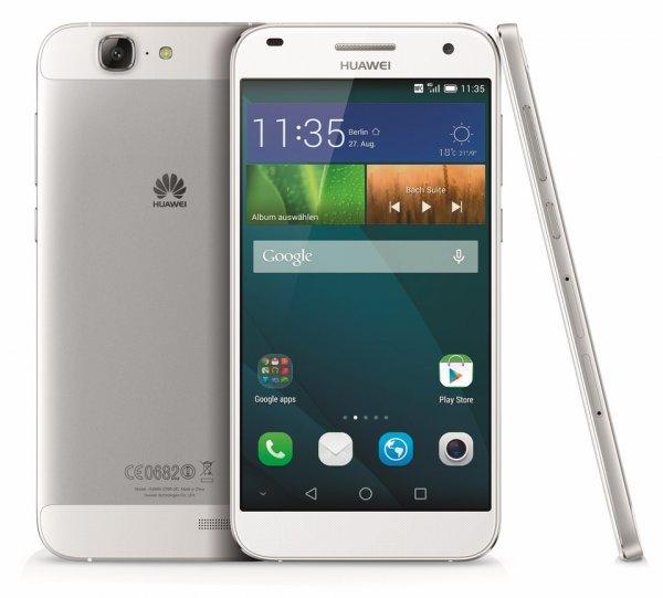 Huawei Ascend G7 (5,5 Zoll, 1.2GHz Quad, 2GB Ram, LTE, Android 4.4.4, 16GB Speicher, 13MP, Alu-Gehäuse) - 200,99€ inkl. Versand