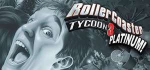 [STEAM] Roller Coaster Tycoon 3 Platinum @Nuuvem  ~2,87€