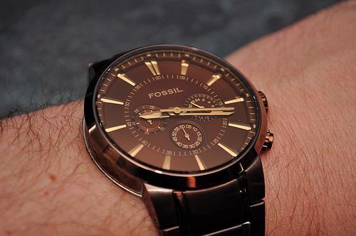 FOSSIL Herren Uhr FS 4357 für 98,90 € inkl. Versand