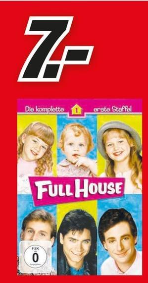 [LOKAL Media Markt Bonn] Full House - Staffel 1 *Ein Stück Nostalgie*