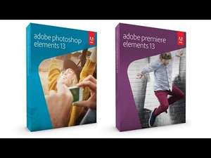 [Cyberport- cybersale] Adobe Photoshop Elements 13 und Premiere Elements 13 Mac/Win