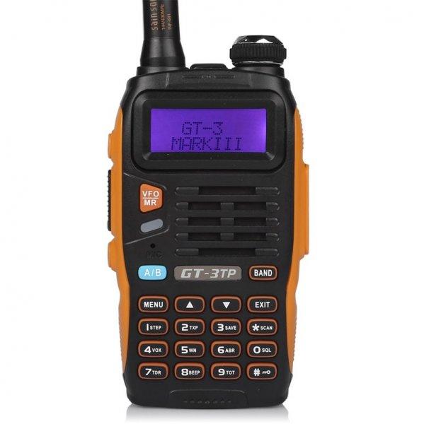 BaoFeng GT-3TP Mark III Two-Way Radio 48,99 € kostenlos geliefert