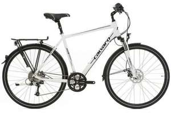 Calvaro Alu Trekkingrad Freiberger, 27-Gang Shimano Deore XT, RH 50/55/60cm  699 €  79 € unter Idealo