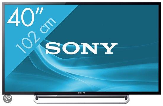 "Sony 40"" LED-TV Triple-Tuner, WLAN ""KDL-40W605B""  [ZackZack]"