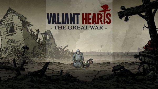 [iOS] Valiant Hearts: 1. Episode gratis