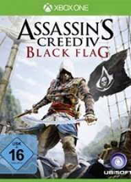 Assassin's Creed 4: Black Flag(Xbox One) für nur 4,99 €