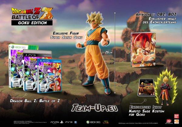 Dragon Ball Z: Battle of Z - Goku Edition (Xbox360)