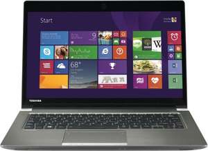 "Toshiba Satellite Z30t-A-10C Ultrabook 13,3"", Core i5-4200U, 4GB RAM, 256GB SSD, Windows 8.1, Full-HD + Touch-Display, [bei NBB]"