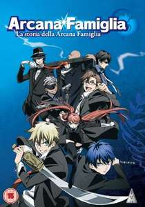 Arcana Famiglia Collection (DVD) UK-Import