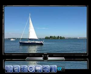"AM 07.04.2015 bei real - 50""-FullHD-LED-TV ORION CLB50B1100 für 299,00 EUR"