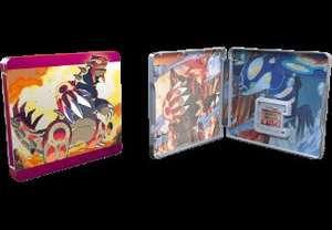 Pokemon Omega Rubin Steelbook Edition bei Media Markt [3DS]
