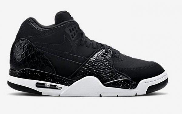 "[Nike] Air Flight 89 ""Black Reptile"" für knapp € 75 (+ 7% Qipu)"