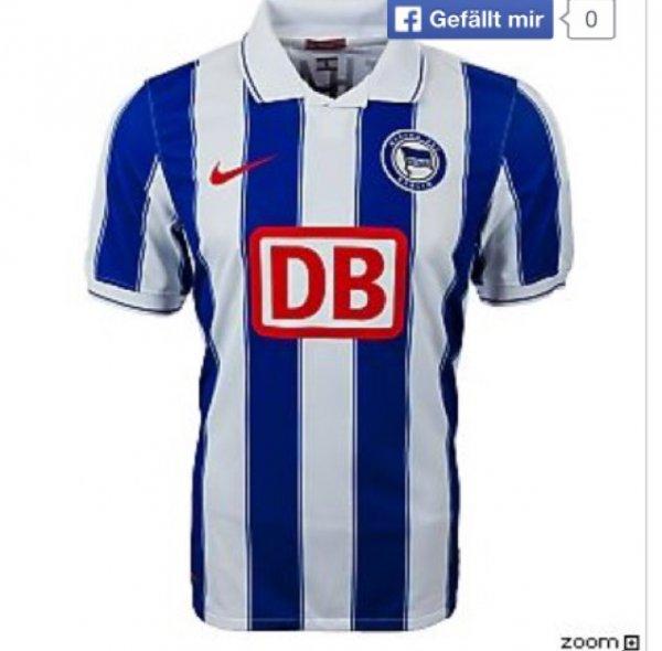 Nike Hertha Trikot 18,99€