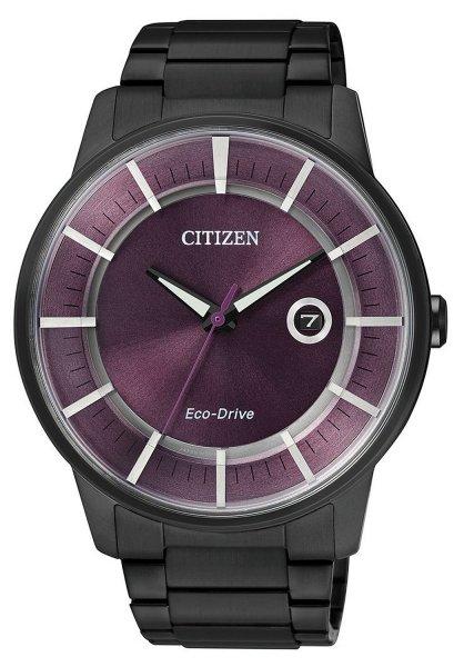 [Amazon/Valmano] Citizen Herren-Armbanduhr XL Analog Quarz Edelstahl beschichtet AW1264-59W für 109,00€