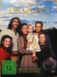 (Saturn.de) (DVD) Doktor Quinn - Ärztin aus Leidenschaft - Staffel 5