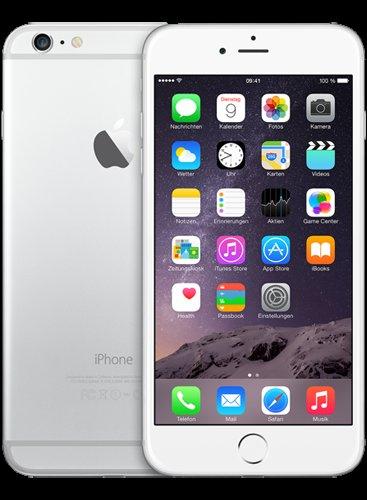 Apple iPhone 6 16GB (Plus) (alle Farben) + AllnetFlat + SMSFlat + 1 oder 2GB Inet (o2 oder Vodafone) für 34,99*24 oder 39,99*24