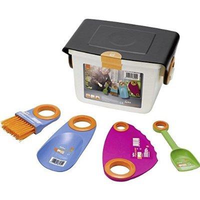 Fiskars Sandkastenspielzeug: 11 statt 35 Euro, 5 Sterne geratet Fiskars Box MyFirst Fiskars [amazon.de Warehouse Deal]