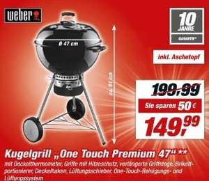 Kugelgrill Weber One Touch Premium  47