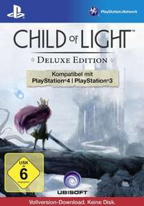 Child of Light Deluxe Edition (PS4/PS3) - Saturn Köln Hansaring