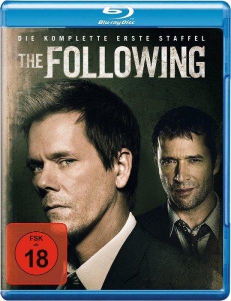 (MediaMarkt.de) (BluRay) The Following - Staffel 1