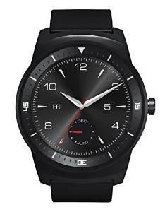 LG G WATCH R Smart Watch schwarz 179€ im MM (Selbstabhohlung)